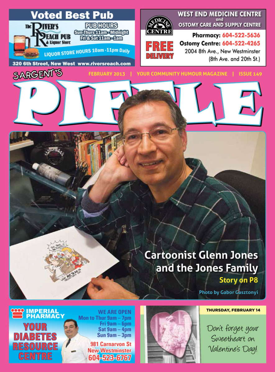 Piffle Magazine February 2013