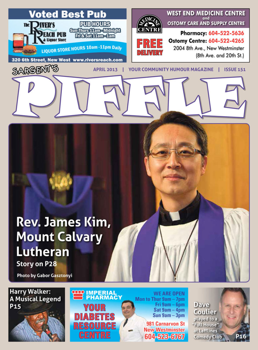 Piffle Magazine April 2013