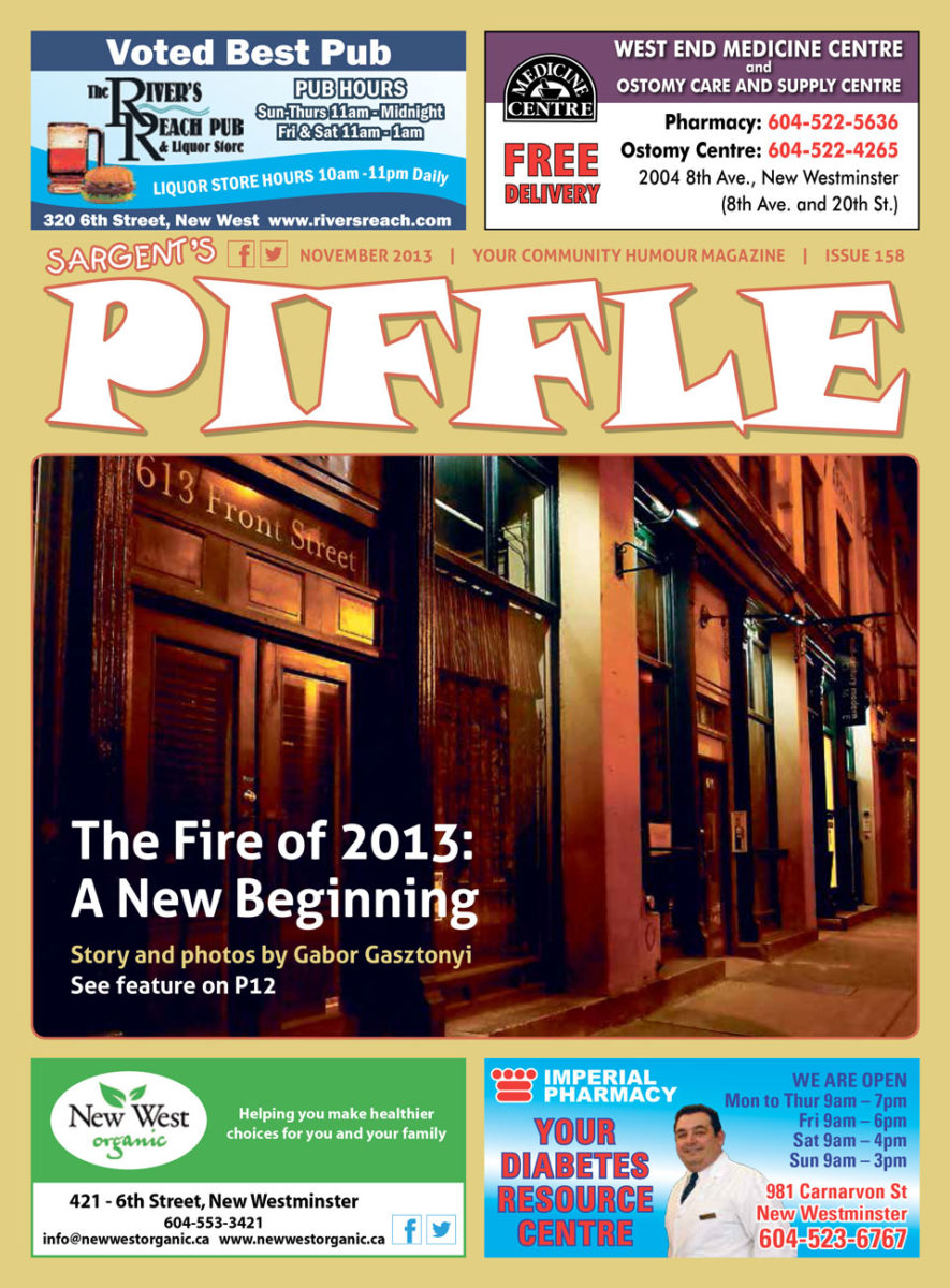 Piffle Magazine November 2013
