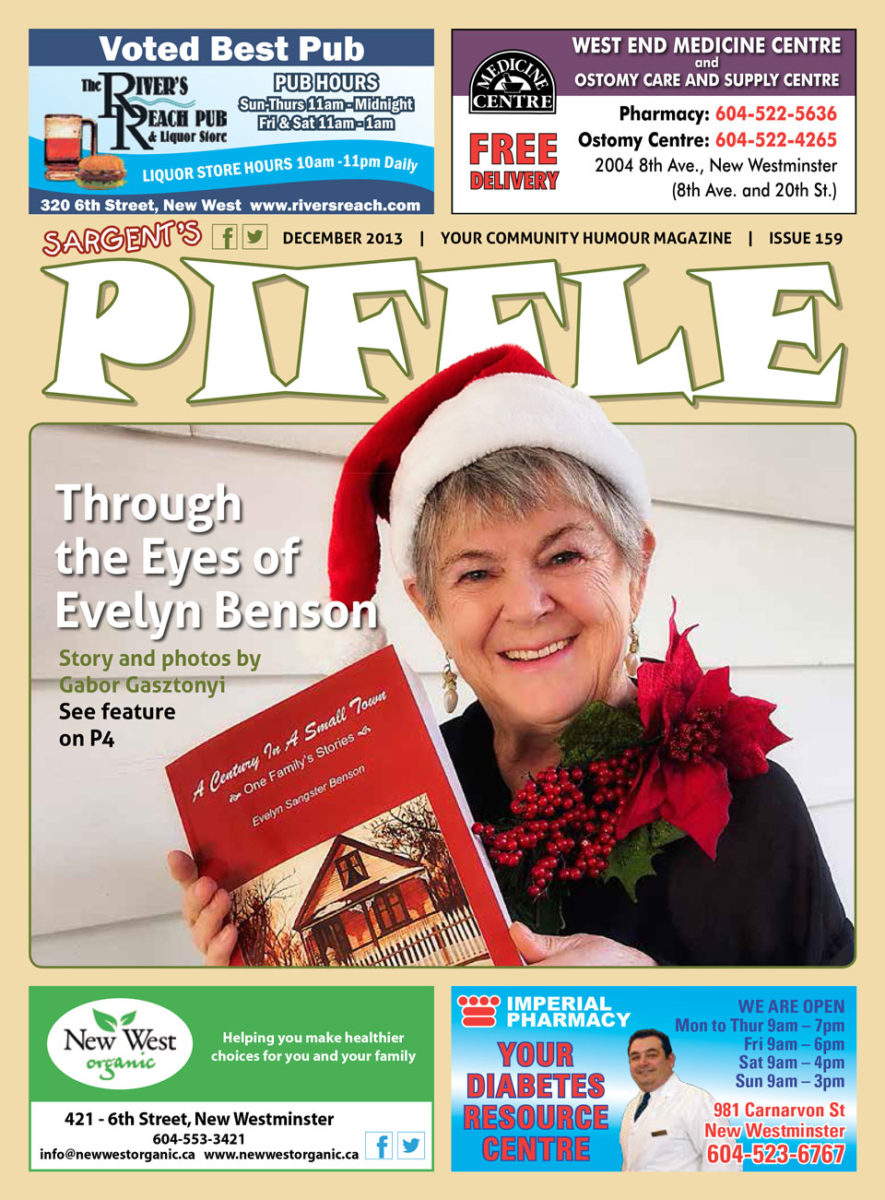Piffle Magazine December 2013