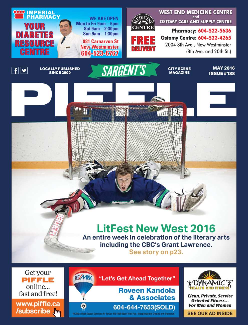 Piffle Magazine May 2016