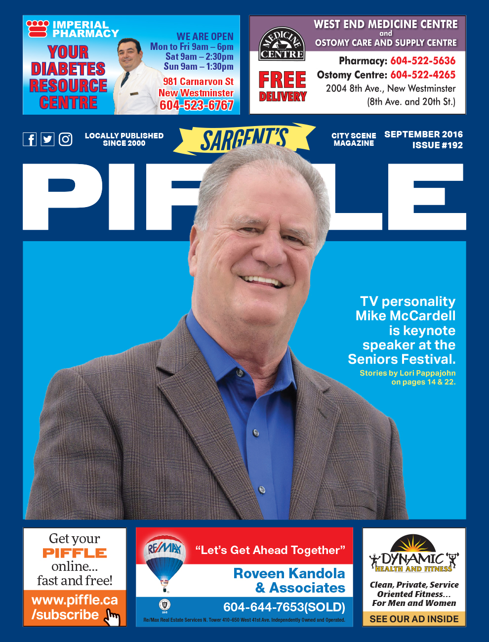 Piffle Magazine September 2016